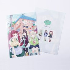 PARK Original Character Clear File