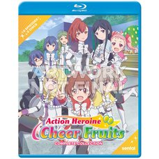 Action Heroine Cheer Fruits Complete Collection Blu-ray