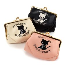 Perorin Pooh-chan Gamaguchi Coin Pouch