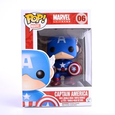 POP! Marvel No. 06: Captain America