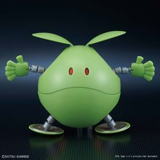 Figure-rise Mechanics Gundam Haro