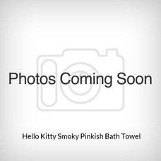 Hello Kitty Smoky Pinkish Bath Towel