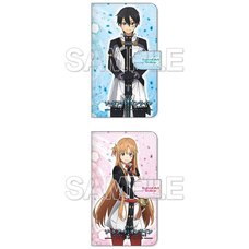 Sword Art Online the Movie: Ordinal Scale Notebook-Style Smartphone Cases