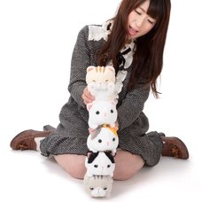 Utatane Munchkin Cat Plush Collection (Standard)