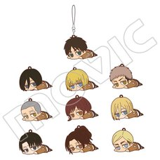 Attack of Titan Daruun Rubber Strap Collection Box Set