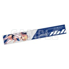 TYPE-MOON Racing Altria Pendragon [TYPE-MOON Racing Ver.] Muffler Towel