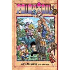 Fairy Tail Vol. 28