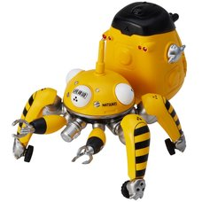 Ghost in the Shell S.A.C. Die-cast Collection 03: Yellow Tachikoma