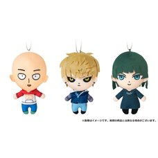 One-Punch Man Plush Collection Vol. 2