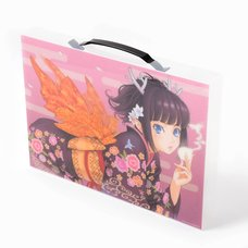TGC Illustration Exhibit 2 Homunculus Carrying Case