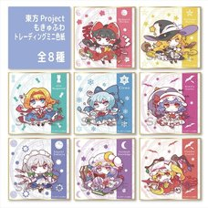Touhou Project Mokyu Fuwa Trading Mini Shikishi Board Box Set