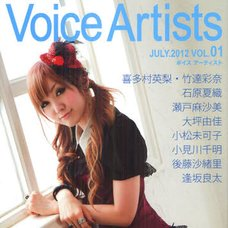 Voice Artists Vol.01 (July 2012)