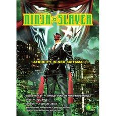 Ninja Slayer Part 4