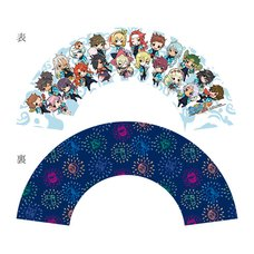 Tales of Festival 2016 Double-Sided Fan