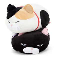 Tsumeru! Mochikko Hige Manjyu Cat Plush Collection (Big)