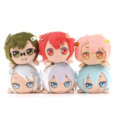 IDOLiSH 7 Kiradol Mascot Plushies: World of Myth Vol. 1