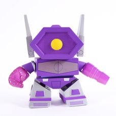"Action Vinyls Transformers 8"" Shockwave"