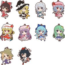 Touhou Project Rubber Strap Collection Box Set