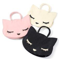 Osumashi Pooh-chan Tote Bag