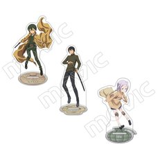 Kino's Journey: The Beautiful World - The Animates Series Stand Pop Acrylic Stands