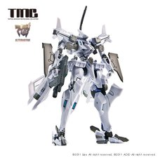 TMC Muv-Luv Alternative Europe Union Tactical Walking Fighter EC-2000 Typhoon