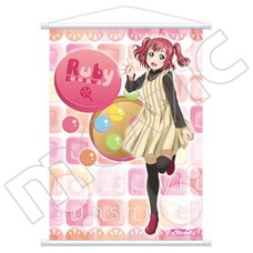 Love Live! Sunshine!! Ruby Kurosawa Tapestry