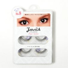 Jewerich Pure Series Eyelashes No. 8