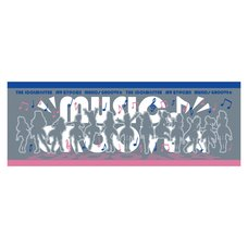 THE IDOLM@STER MR ST@GE!! MUSIC♪GROOVE☆ Official Towel