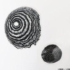 Junji Ito Uzumaki Sticker Set