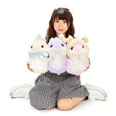 Coroham Coron Moko Moko Hamster Plush Collection (Jumbo)