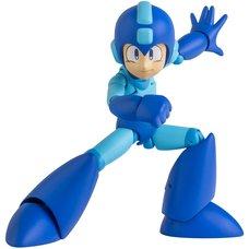 4 Inch Nel Mega Man