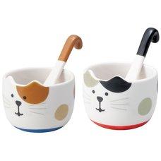 Concombre Dessert Cup w/ Spoon