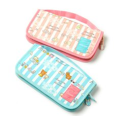 Care & Travel Item Passport Case | Rilakkuma/Sumikko Gurashi