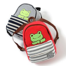 Pickles the Frog Kids Backpack