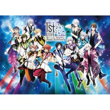 IDOLiSH 7 1st Live: Road to Infinity Limited Edition Blu-ray Box (3-Disc Set)