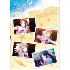 Love Live! Sunshine!! Aqours Clear File