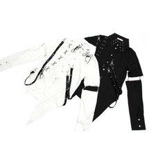 ACDC RAG Asymmetrical Shirt