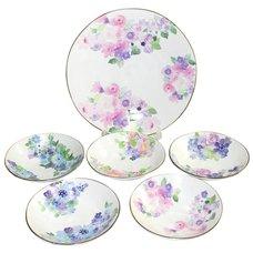 Hana Kobo Mino Ware Dish Set