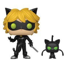 Pop! Animation: Miraculous Series 1 - Cat Noir w/ Plagg