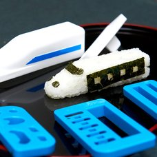 Train Onigiri Set