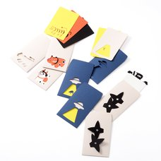 Cobato Cutout Message Cards