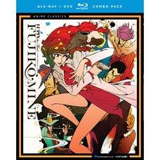 Lupin III: The Woman Named Fujiko Mine Complete Series Anime Classics BD/DVD Combo