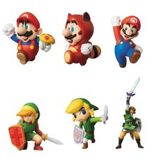 Ultra Detail Figure Nintendo Series 1