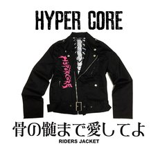HYPER CORE Love Me to the Marrow of My Bones Riders Jacket