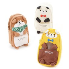 Sitting Animal Pen Case Collection