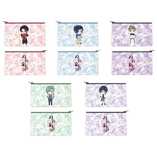 Touken Ranbu -Hanamaru- Pouch Collection Vol. 1
