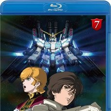 Mobile Suit Gundam Unicorn Vol. 7 Blu-Ray