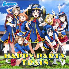 Love Live! Sunshine!! 3rd Single CD Happy Party Train w/ DVD