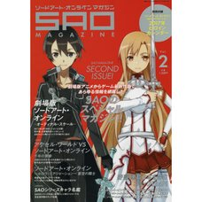 Sword Art Online Magazine Vol. 2 February 2017