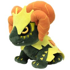 Monster Hunter: World Kulve Taroth Plush